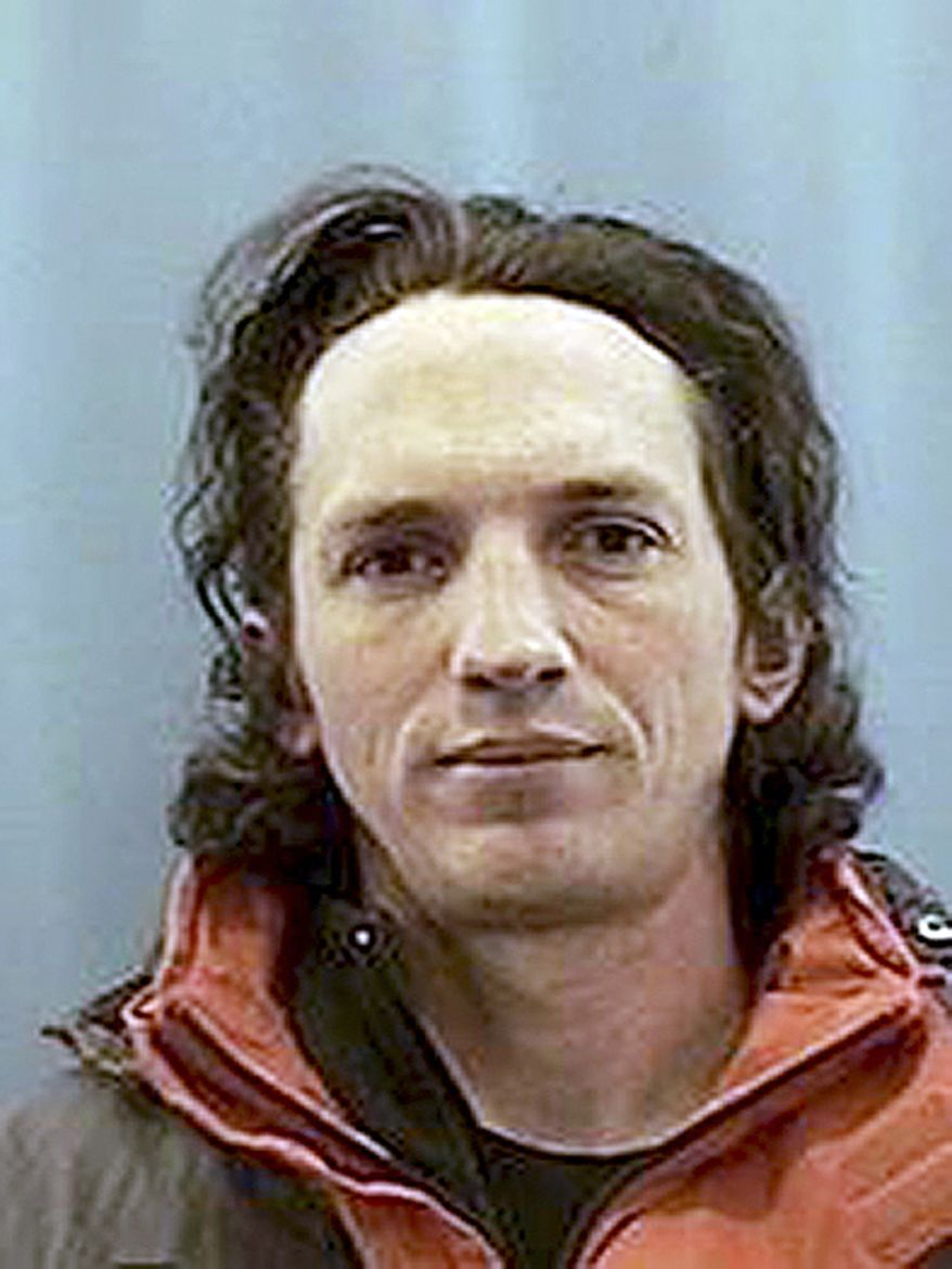 **FILE** This undated handout photo provided by the Anchorage Police Department shows Israel Keyes. Keyes, charged in the death of an Alaska barista and linked to at least seven other possible slayings in three other states, was found dead in his Anchorage jail cell on Dec. 2, 2012. Officials say it was a suicide. (Associated Press/Anchorage Police)