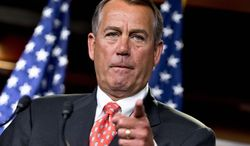 Conservative lawmakers and interest groups have said House Speaker John A. Boehner's offer of $800 billion in tax increases abandoned core Republican principles and earned no credit from a White House that has insisted on even bigger tax hikes. (Associated Press)