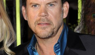 Country singer Gary Allan attends the BMI Country Awards in Nashville, Tenn, in November 2011. (AP Photo/Evan Agostini)