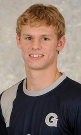 Ian Christianson has two goals and two assists for Georgetown this