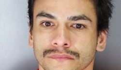 Hector Celaya (AP Photo/Tulare County Sheriff's Department)