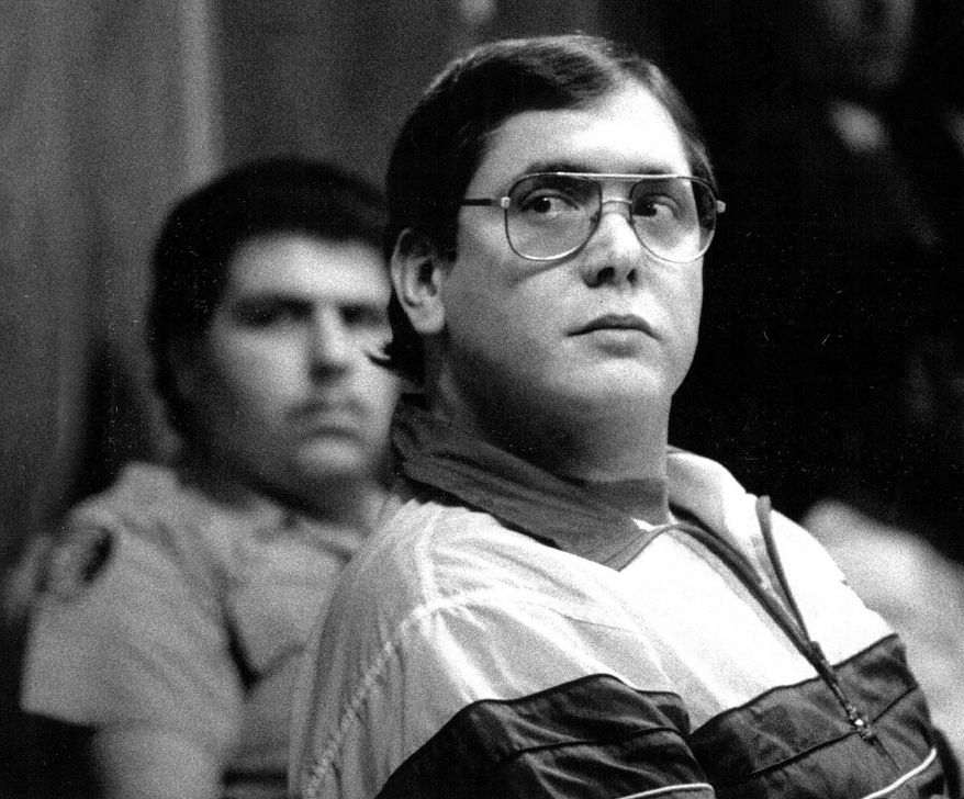 Manuel Pardo, 56, is scheduled to be executed Tuesday night in Florida, barring a last-minute stay. He was convicted of killing nine people in 1986. (Miami Herald via Associated Press)