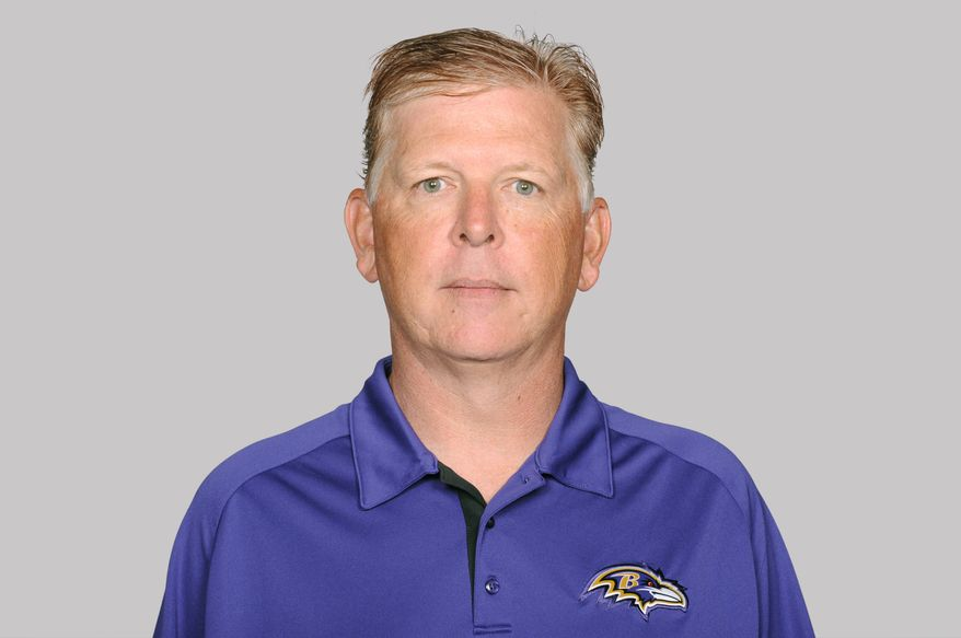 The Ravens fired offensive coordinator Cam Cameron on Monday. He was in charge of the offense since 2008. (AP Photo)