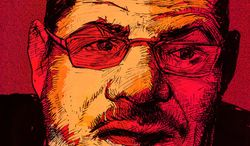 Mohammad Morsi Illustration by Paul Tong