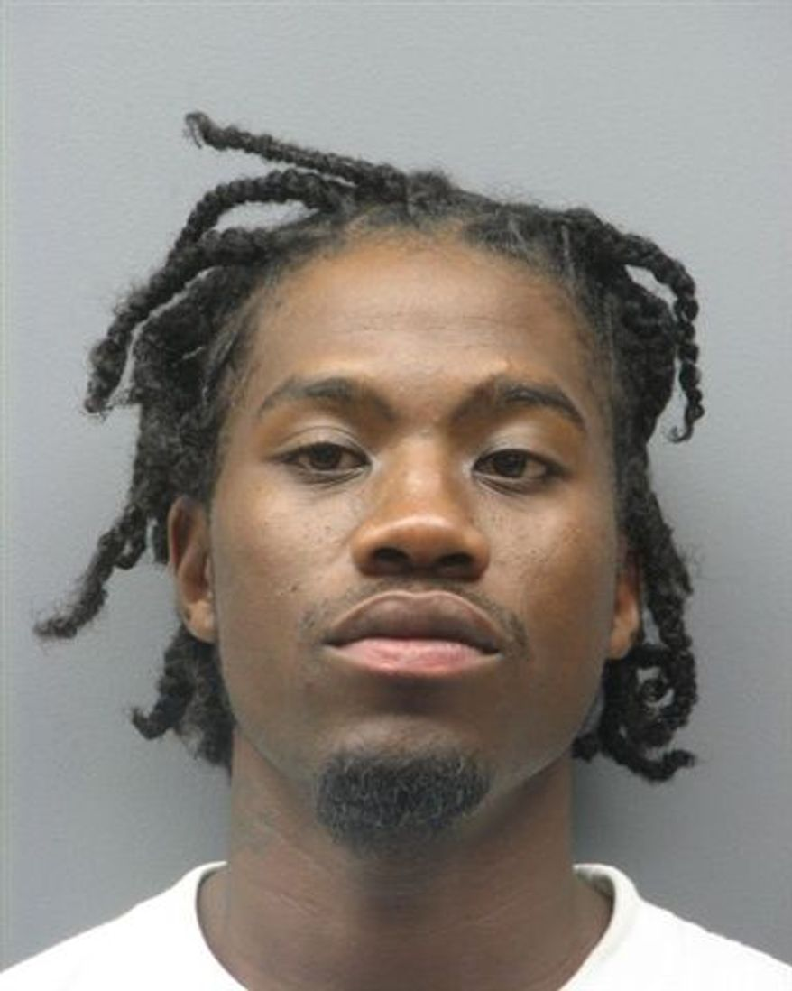 Javon Steven Foster. Photo from D.C. Police Department.