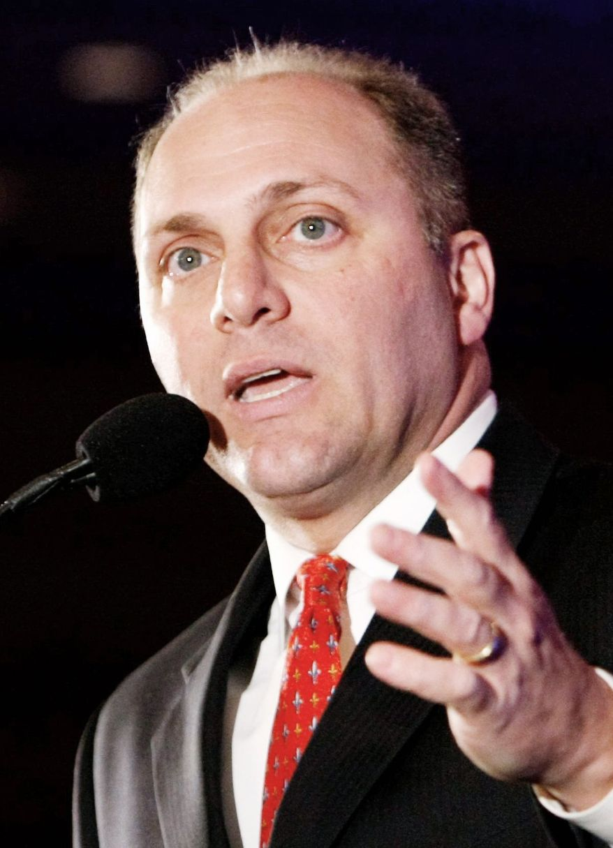 Incoming Chairman Steve Scalise. (Associated Press)