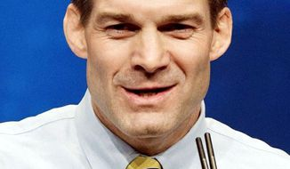 **FILE** Rep. Jim Jordan, Ohio Republican (Associated Press)