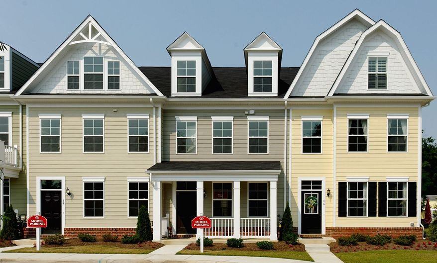 Basheer & Edgemoore is building 28 town homes at Boucher Place in the Eastport neighborhood of Annapolis. The Southwick model has 2,380 finished square feet and is priced from $427,900.