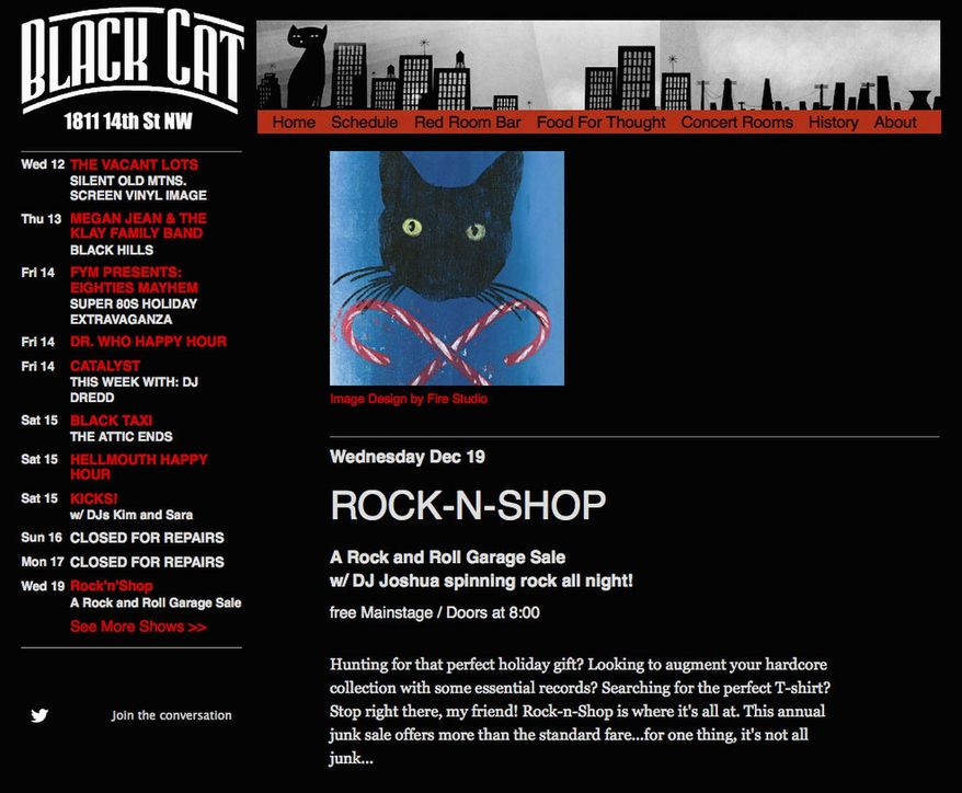 Shopping: Rock-n-Shop