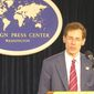 """""""Diplomatic immunity must not become diplomatic impunity"""" - Mark P. Lagon, who headed the State Department's Office to Monitor and Combat Trafficking in Persons under President George W. Bush. (State.gov)"""