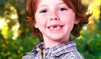 Daniel Barden was one of 20 schoolchildren killed by a gunman on Friday, Dec. 14, in Newtown, Conn. (Photo courtesy of the Barden family)