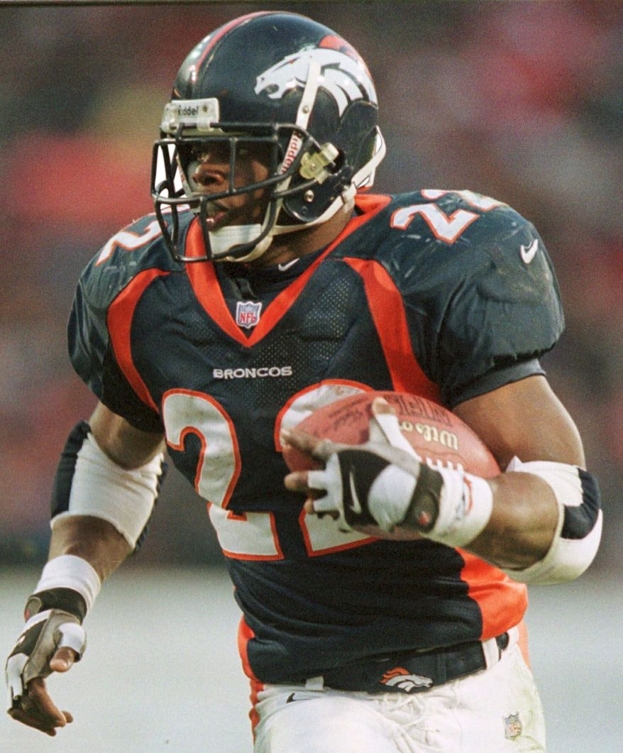 Olandis Gary, a fourth-round pick, gained 1,1159 yards in 1999. (Associated Press)
