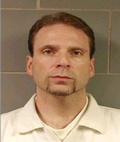 Kenneth Conley is one of two inmates who escaped from the Metropolitan Correctional Center in downtown Chicago on Tuesday, Dec. 18, 2012. (AP Photo/FBI)