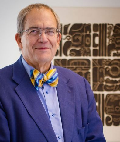 Walter Witschey is a Maya expert and professor of anthropology and science education at Longwood University in Farmville, Va. (Provided by Andrea Dailey)