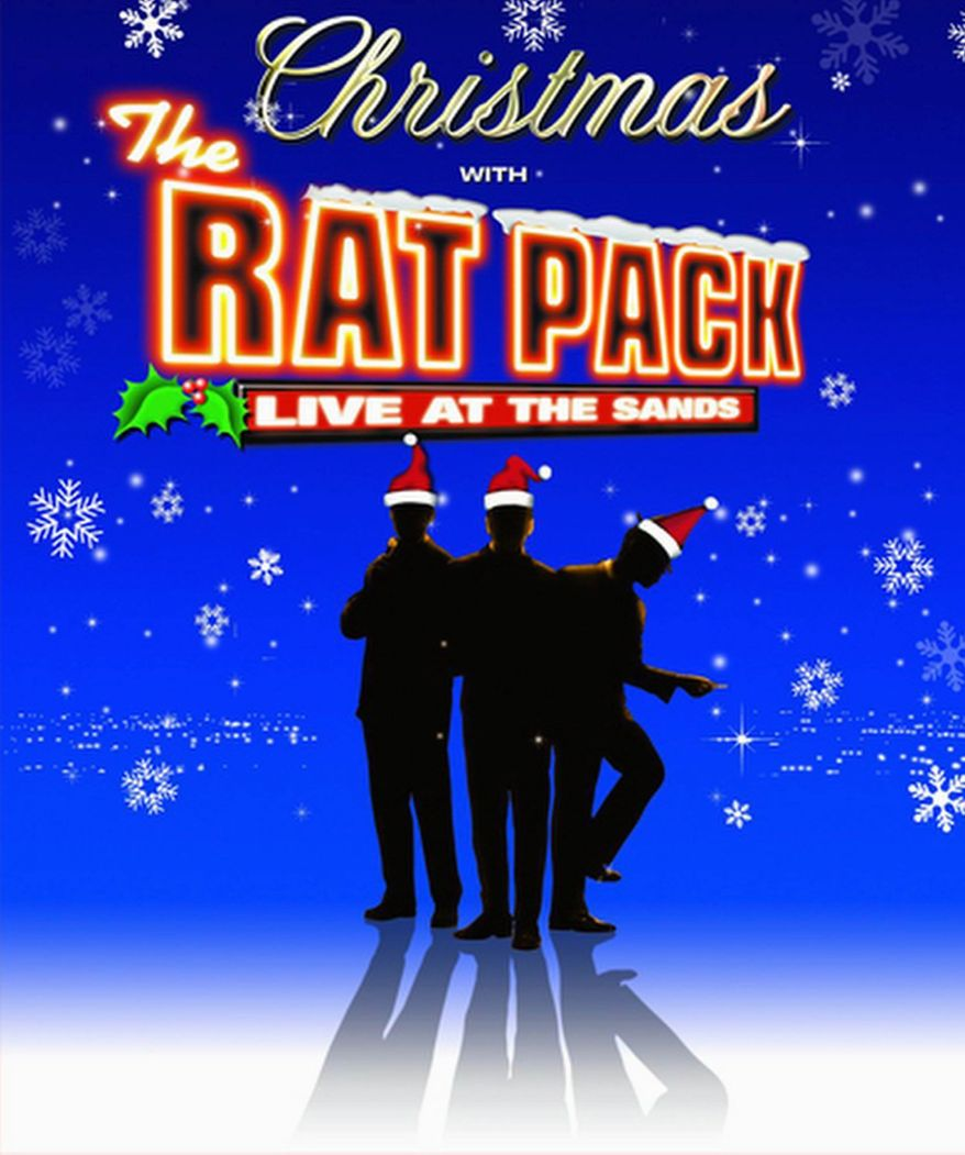 Concert: Christmas With the Rat Pack