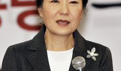 South Korean President-elect Park Geun-Hye has promised more humanitarian aid for North Korea and deeper engagement, but Pyongyang is likely to try to dominate their relations. (Associated Press)