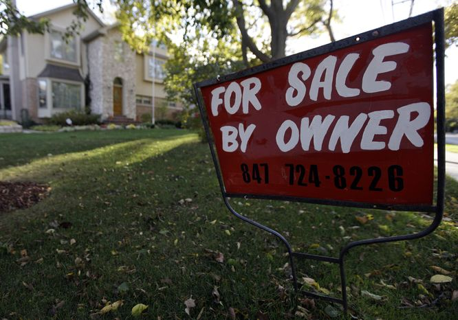 A house in Glenview, Ill., is for sale by the owner on Wednesday, Oc