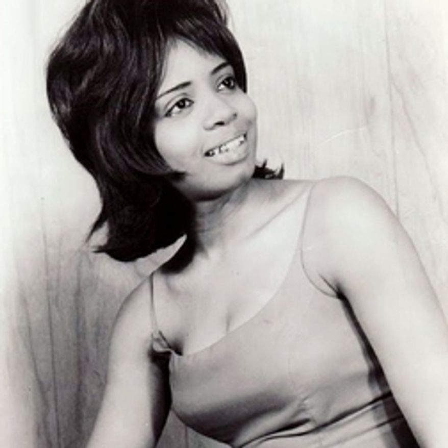 """Fontella Bass hit the top of the charts in 1965 with """"Rescue Me."""""""