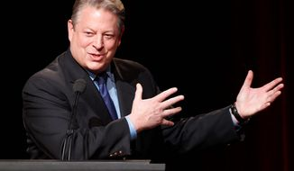 **FILE** Al Gore (Associated Press)