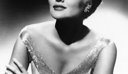 """Singer Patti Page, pictured in 1958, made """"Tennessee Waltz"""" the third-best-selling recording ever. (AP Photo)"""