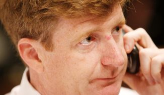 ** FILE ** Rep. Patrick J. Kennedy. (Associated Press)