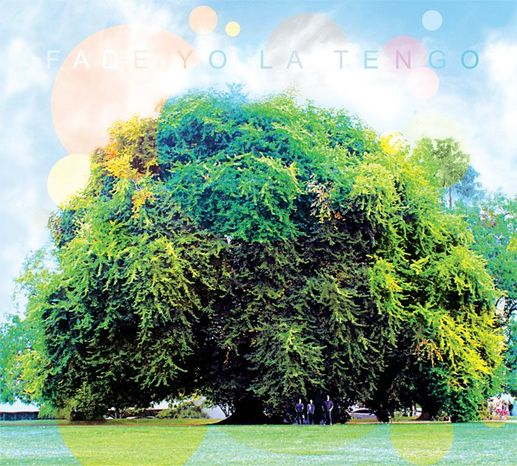 "Cover art for Yo La Tengo's ""Fade"""