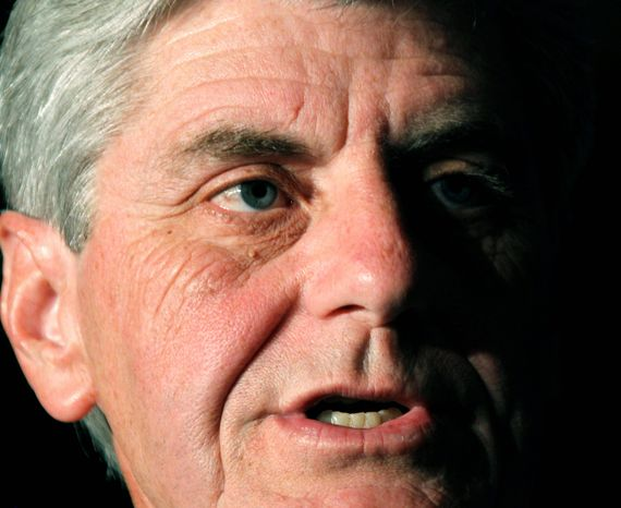 Mississippi Gov. Phil Bryant (Associated Press)
