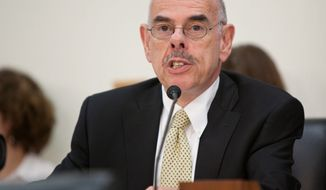 **FILE** Rep. Henry A. Waxman, California Democrat (Associated Press)
