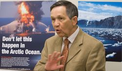 Former Rep. Dennis J. Kucinich, Ohio Democrat, has found a comfortable post-Congress sinecure as a guest commentator on Fox News Channel. (Associated Press)