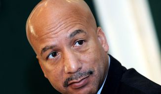 **FILE** Former New Orleans Mayor C. Ray Nagin (The Washington Times)