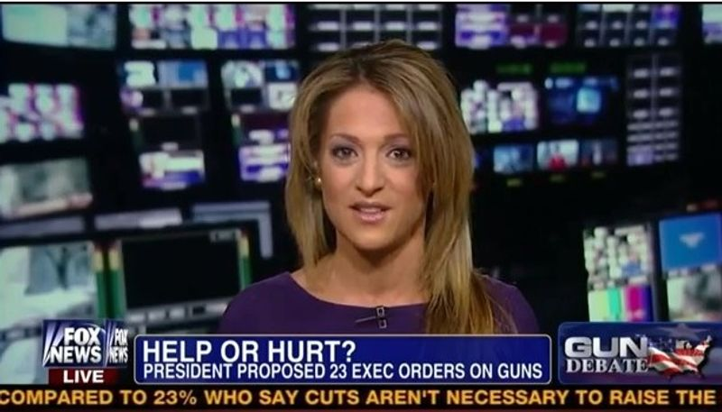 "TWT's Emily Miller on Fox News' ""Fox and Friends"" (Jan. 19, 2013)"
