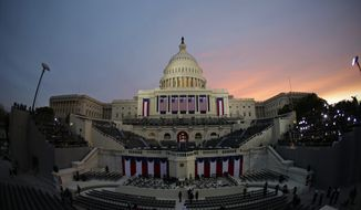 The U.S. Capitol is kept largely out of reach from American taxpayers.