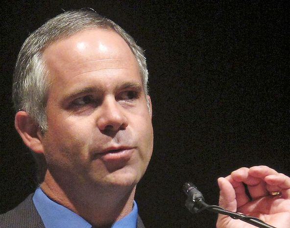 Rep. Tim Huelskamp of Kansas (Associated Press)
