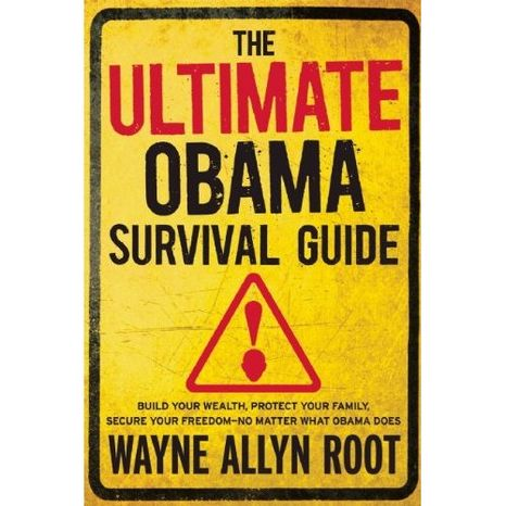 """The Ultimate Obama Survival Guide"" is due on bookshelves on April 15."