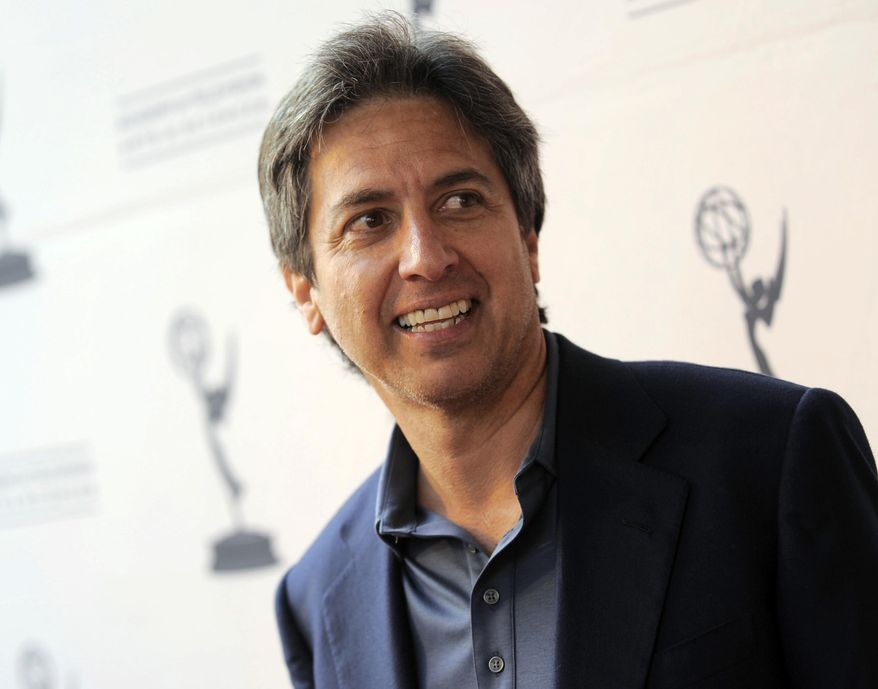 """Actor-comedian Ray Romano arrives for the Classic Television/Today's Stars: Live Stage Reading of """"Marty"""" in Los Angeles in June 2012. (Chris Pizzello/Invision/AP)"""