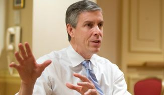 Education Secretary Arne Duncan (Associated Press)