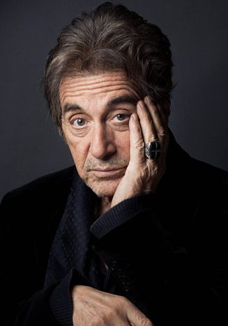"""Al Pacino, who has carved a career playing intense characters in film and theater, takes a more comedic turn in the new film """"Stand Up Guys."""" (Associated Press)"""