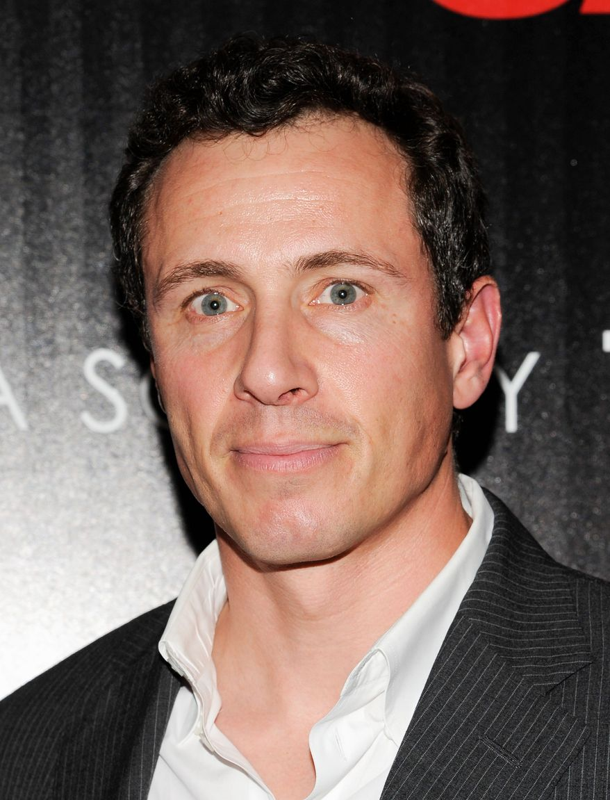 ABC News' Chris Cuomo is leaving the network for CNN, where he is expected to host a new morning show. (Associated Press)