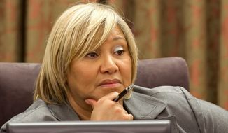 D.C. Council member Yvette Alexander (The Washington Times)