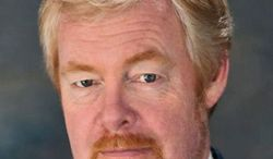 """L. Brent Bozell III, founder of the Media Research Center, was labeled a """"hater"""" by Jonathan Collegio of Karl Rove's conservative super PAC American Crossroads."""