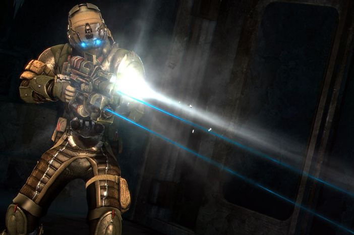 Dead Space 3 takes a player
