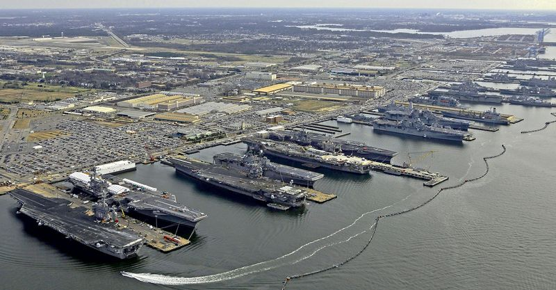 Last week, a $3.3 billion overhaul and refueling of the Lincoln was postponed, with the budget sequester being cited. (U.S. Navy via Associated Press)