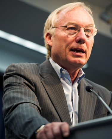 Maryland Comptroller Peter Franchot (The Washington Times)