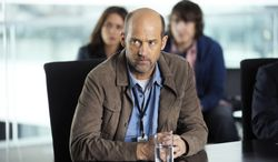 "Former 'ER' actor Anthony Edwards stars in the new television show ""Zero Hour,"" which premieres Thursday on ABC. (AP Photo/ABC, Phillippe Bosse)"