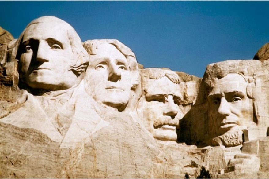 ** FILE ** Mount Rushmore National Park (Associated Press)