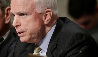 John McCain (Associated Press)