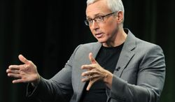 "** FILE ** This Aug. 4, 2011, file photo shows Dr. Drew Pinsky, host of the CW television series ""Dr. Drew's Lifechangers,"" during a panel discussion on the show at the CW Showtime summer press tour in Beverly Hills, Calif. Criticism of Dr. Drew Pinsky spread on the Internet almost as quickly as news of Mindy McCready's death. The country singer with the tumultuous personal life became the fifth cast member of his ""Celebrity Rehab"" series to die since appearing on the show and the third from Season 3. (AP Photo/Chris Pizzello, file)"