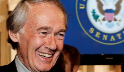 Rep. Edward J. Markey (left) is still favored to win the the Democratic runoff election for a Senate seat against Rep. Stephen F. Lynch, which will decide who moves on to the June 25 special election. (Associated Press)
