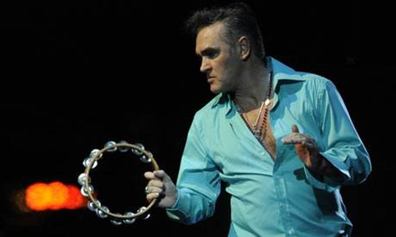 **FILE** Morrissey (Associated Press)