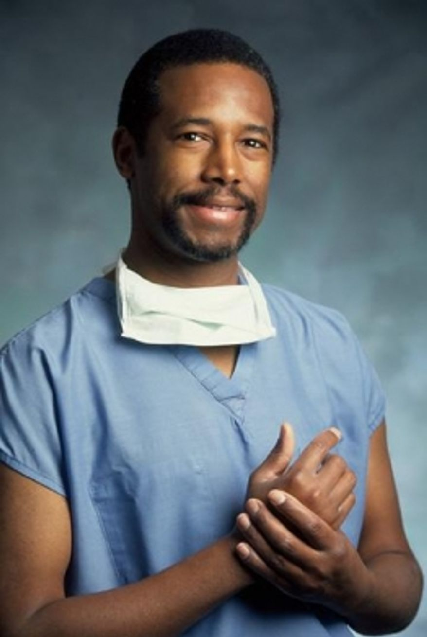 Dr. Ben Carson. (Image from CarsonScholars.org)